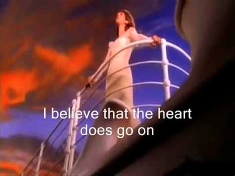 titanic theme song mp3 my heart will go on official music video with lyrics on