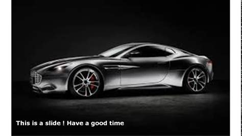 Aston Martin Kit by Aston Martin Kit Car