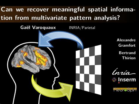 multivariate pattern analysis wiki can we recover meaning full spatial information from