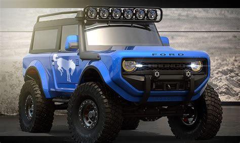 ford bronco raptor concept release engine price design  trucks