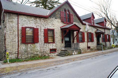 Small Homes Kingston Kingston New York Uptown Stockade District Walking Tour