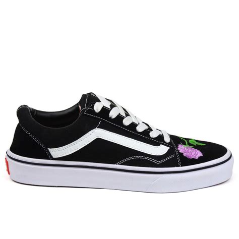 light purple vans skool vans flower vans официальный сайт