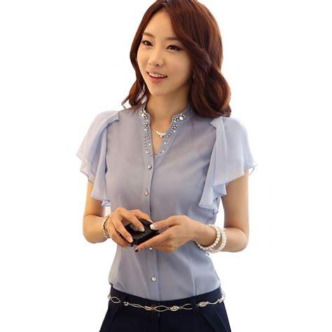 Basic Jumbo Blouse free shipping 2013 new korean style s basic shirt models picture