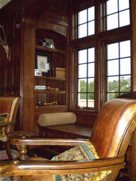 Tudor Artisans : Tudor Library & Tudor Paneling