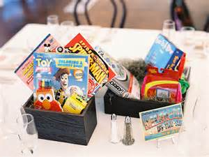 diy creating a kids table your wedding guests will love