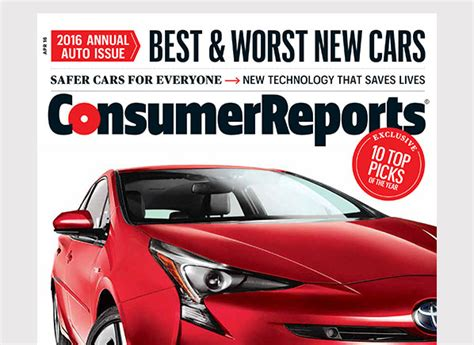 Consumer Reports Car Books by Consumer Reports Magazine