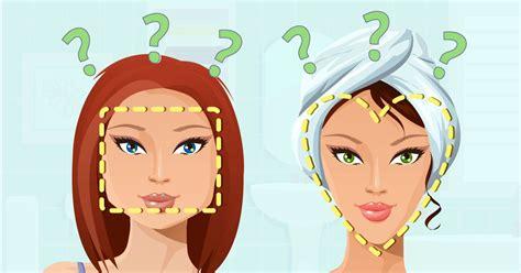 face shape quiz what s my face shape quiz online