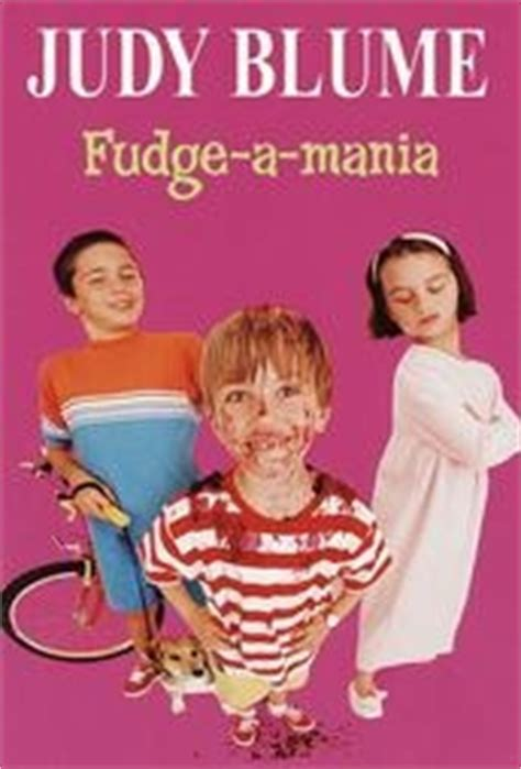 judy blume fudge book report fudge a mania judy blume book reviews