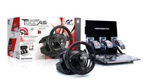 volante xbox 360 con cambio e frizione thrustmaster t500rs immagini data e prezzo