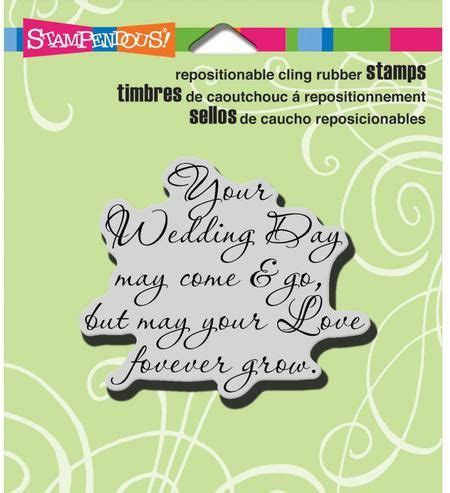 wedding rubber sts for card 8 best images about sentiments for cards on