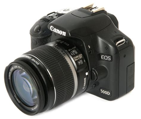 Kamera Canon Dslr 500d canon eos 500d digital slr review trusted reviews