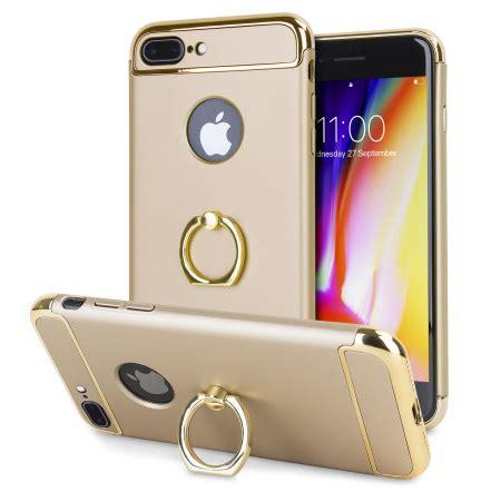 olixar x ring iphone 8 plus 7 plus finger loop gold mobilezap australia