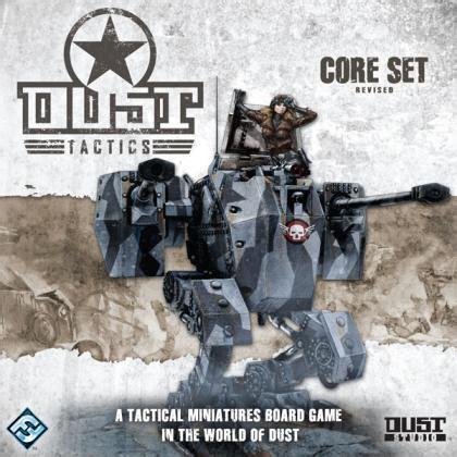 dust gioco da tavolo dust tactics revised set gioco da tavolo gdt
