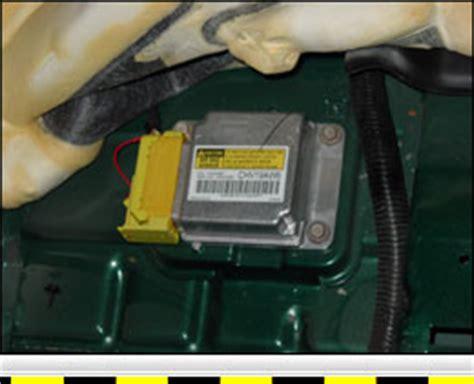 gm airbag module reset / repair service | karmanauto