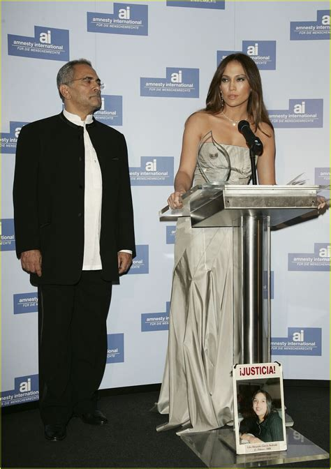 Jlo To Receive Amnesty Award by Granted Amnesty Award Photo 2418367