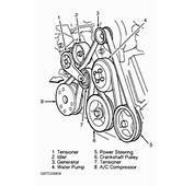 SOLVED I Need A Diagram For 2001 Ford F 150 Serpentine
