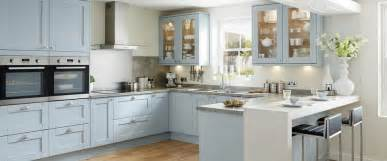 Turquoise Kitchen Island howdens kitchen tewkesbury blue