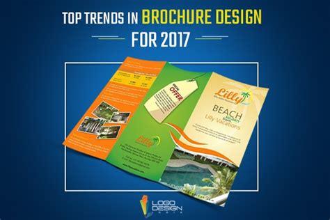 leaflet design trends top trends in brochure design for 2017