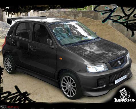 Alto Car Modified by Alto Modification Ideas Car Modification Modified