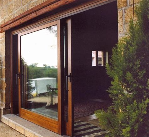 Patio Door Threshold Zero Threshold Sliding Glass Patio Doors Doors Windows Porte