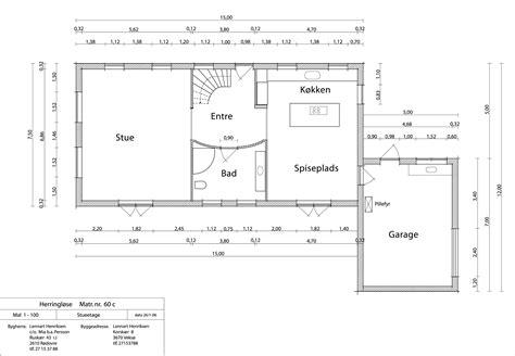 Plans For A Garage hustegninger lennarthenriksen