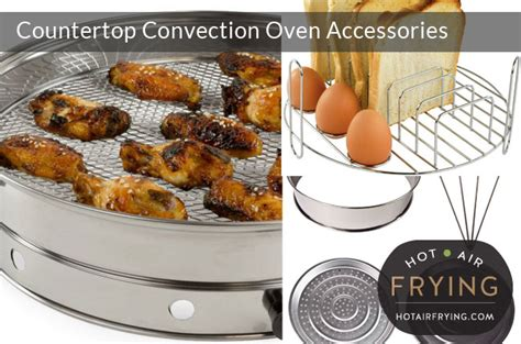 Farberware Toaster Ovens Accessories For Countertop Convection Ovens Air Frying