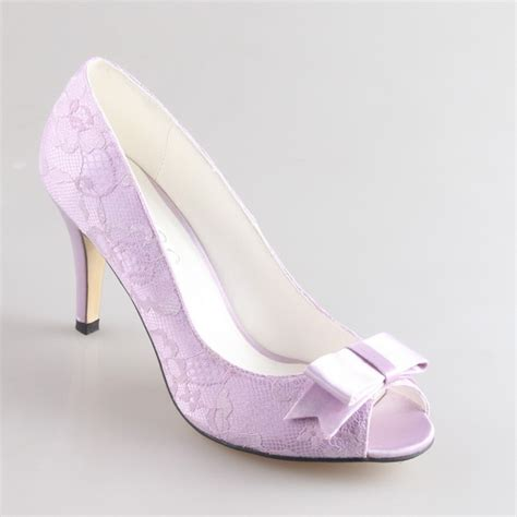 Lilac Shoes For Wedding by Wedding Shoes 60 Most Marvelous Ideas For 2017 Elasdress