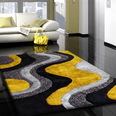 yellow grey area rug gray and yellow rug best decor things