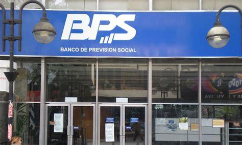 prstamos sociales bps banco de previsin social si sos trabajador a confirm 225 tu credencial en bps enredense