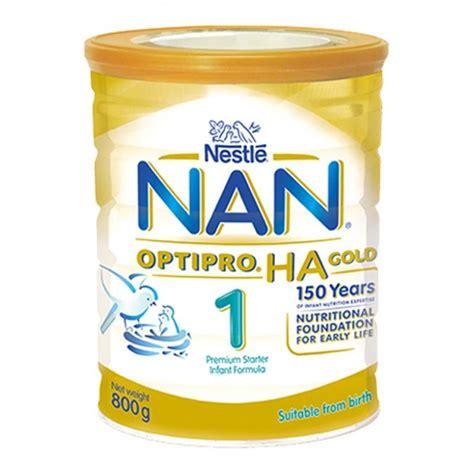 Formula Nan Ha 1 buy nestle nan optipro ha 1 gold infant formula pharmadeal