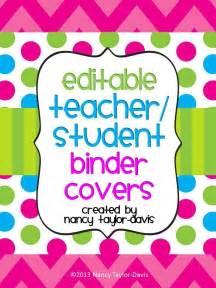 best 25 student binder covers ideas on pinterest