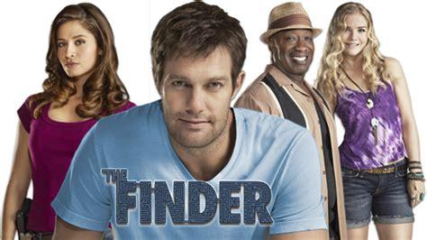 The Finder The Finder Tv Fanart Fanart Tv