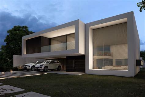 imagenes de casas minimalistas modernas casa fachada branca minimalista moderna decor salteado 12