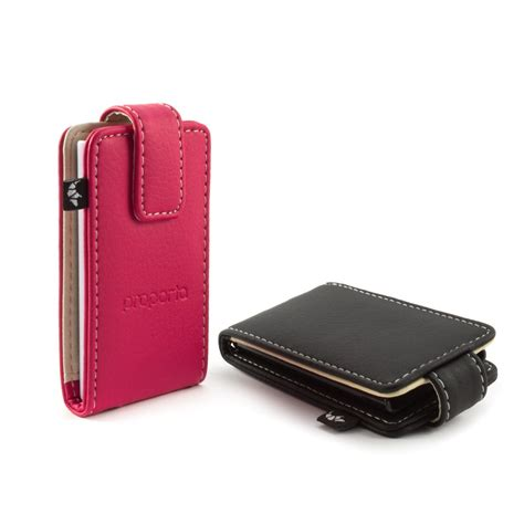 ipod nano  case collection leather style  black