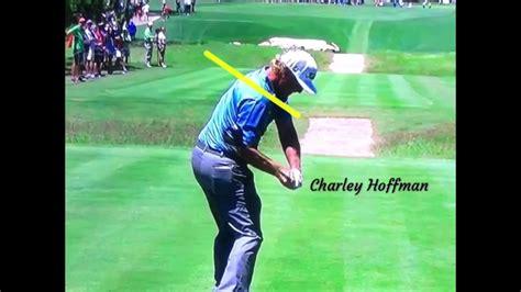 charley hoffman golf swing charley hoffman golf swing youtube