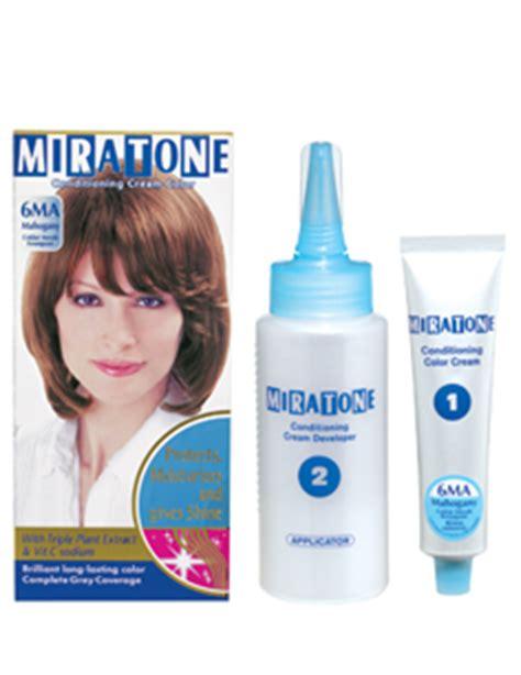 Miratone Conditioning Color Blue Black 2bb Cat Rambut 1 gemplaza llc