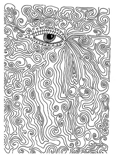 trippy coloring book for sale coloring pages adults printable images gallery