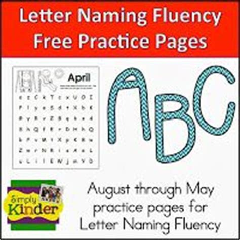 Research Based Letter Naming Interventions 1000 Images About Fluency On Reading Fluency Fluency Practice And Fluency Activities