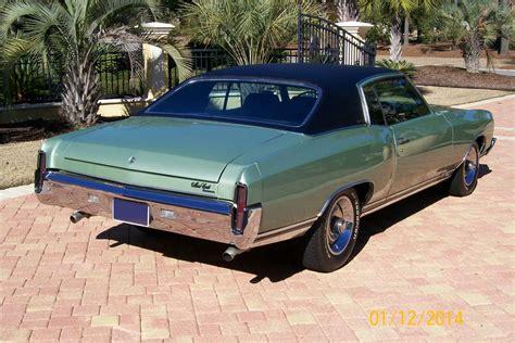 1970 monte carlo ss 454 autos weblog