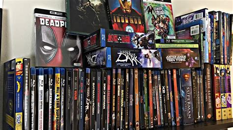 film marvel in dvd my marvel dc movie collection superhero comic book