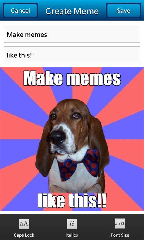 Meme Making Apps - meme maker chilisapps
