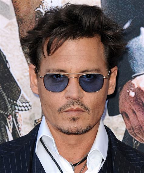 Johnny Depp Hairstyle by Johnny Depp Hairstyles In 2018
