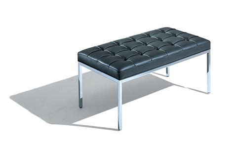 Florence Knoll Ottoman Florence Knoll Ottoman Tufted Leather Bench By Florence Knoll 3 Large Size Of Coffee Shabby