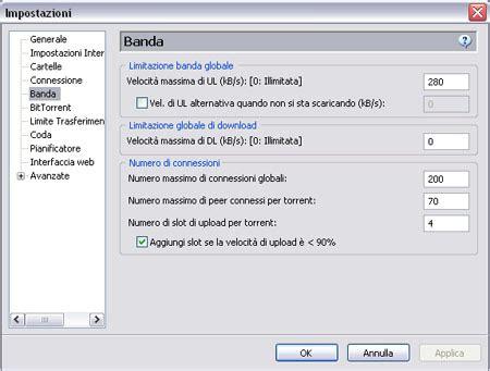 migliore porta per utorrent come configurare utorrent per scaricare pi 249 veloce