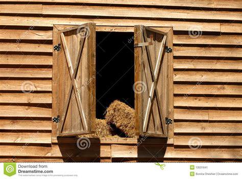 Barn Loft Door Barn And Loft Stock Image Image 13531641