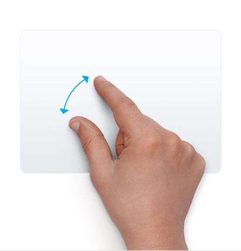 to finger use multi touch gestures on your mac apple support