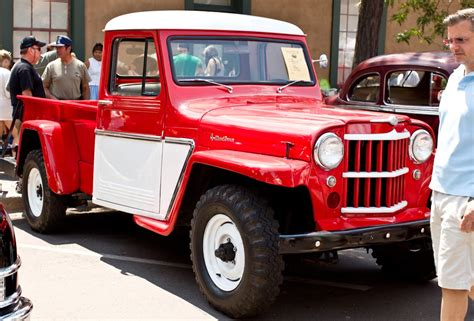 1962 Willys Jeep The Peep It S A Jeep Thing 1962 Willys Jeep