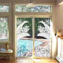 decorative window decals for home vinyl etched decorative decals the look of real etched