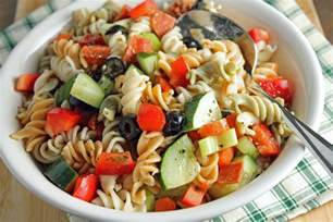 pasta salad dressing recipe italian pasta salad recipe dishmaps