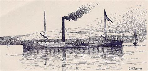 steam boat making today in nyc history robert fulton s revolutionary